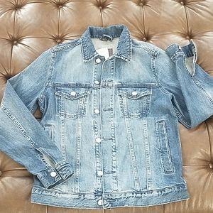 H&M Denim Jacket NWT